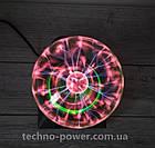Плазменный шар Ночник Plasma Ball с подсветкой, фото 5
