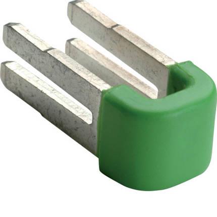 Вставная перемычка для соединения блоков PE-клемм, комплект - 10шт., фото 2