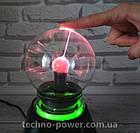 Плазменный шар Ночник Plasma Ball с подсветкой, фото 8