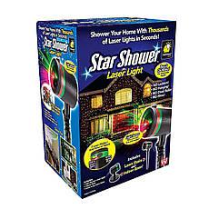 Лазерный звездный проектор Star Shower Laser Light (Стар Шовер Лазер), фото 2