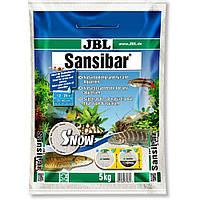 JBL (ДжБЛ) Sansibar Snow песок белосненый (0,1-0,6мм), 5кг.