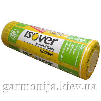 Стекловата Isover Профи 1220х5000х50мм, 12.2 м.кв., фото 2