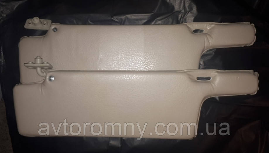 Козырек солнцезащитный мягкий пара ВАЗ 2108 2109 49524p