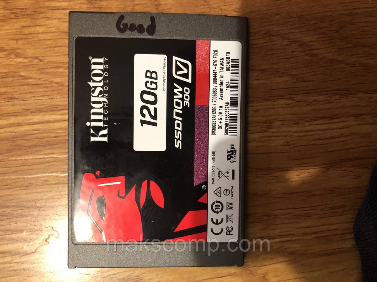 """SSD Kingston V300 120GB 2.5"""" SATAIII MLC"""