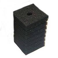Resun (Ресан) Фильтрующий материал губка 8х8х14см, средне пористая, 35ppi