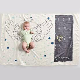 Детское покрывало-метрика MAX 5в1  - Крылья