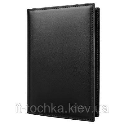 Мужская кожаная обложка для водительских  документов grass (ГРАСС) shi512-1