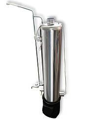 Электрический водонагреватель-титан Укрпромтех с топкой и набором кранов, КОД: 104567