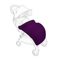 Чехол для ног на прогулочную коляску Фиолетовый (05121)