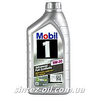 Моторное масло Mobil 1 5W-30 (1л), фото 1