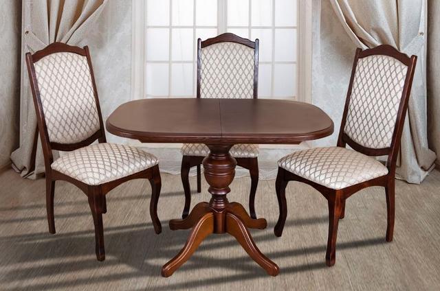 Комплект мебели Триумф + Натали (3 стула)