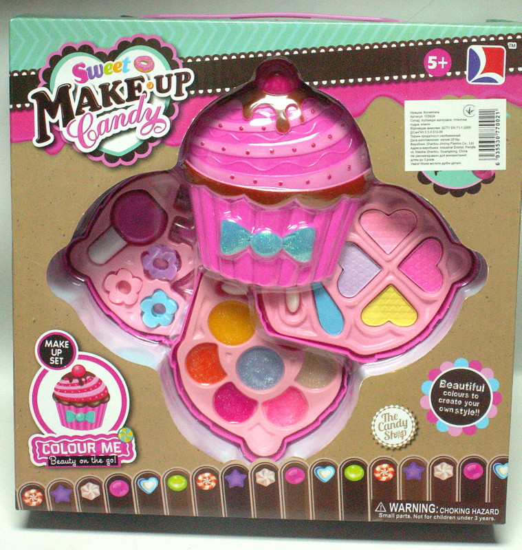 Детский косметический набор Sweet Candy 10382 A