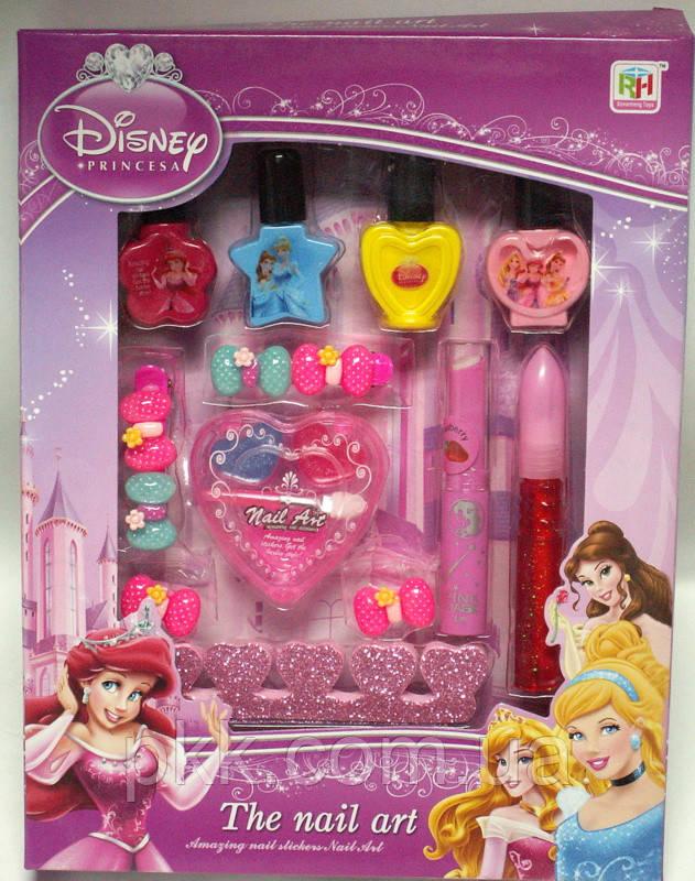 Детский косметический набор Disney Princesa 901-474