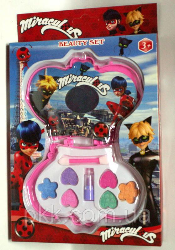 Детский косметический набор Miraculous 0014 WJ