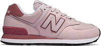 Кроссовки New Balance 574 Rose WL574KSE