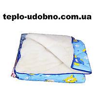 Одеяло - плед руно детское (искусственный мех) 110/140