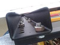 Комплект стоек одностороннего стеллажа АТМ1 Н1500 мм на регулируемых опорах, без ящиков и траверс