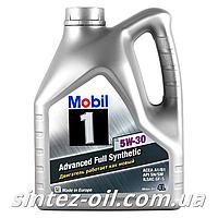 Моторное масло Mobil 1 5W-30 (4л), фото 1