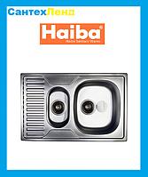 Мойка Кухонная Haiba Armonia 78x50 Decor