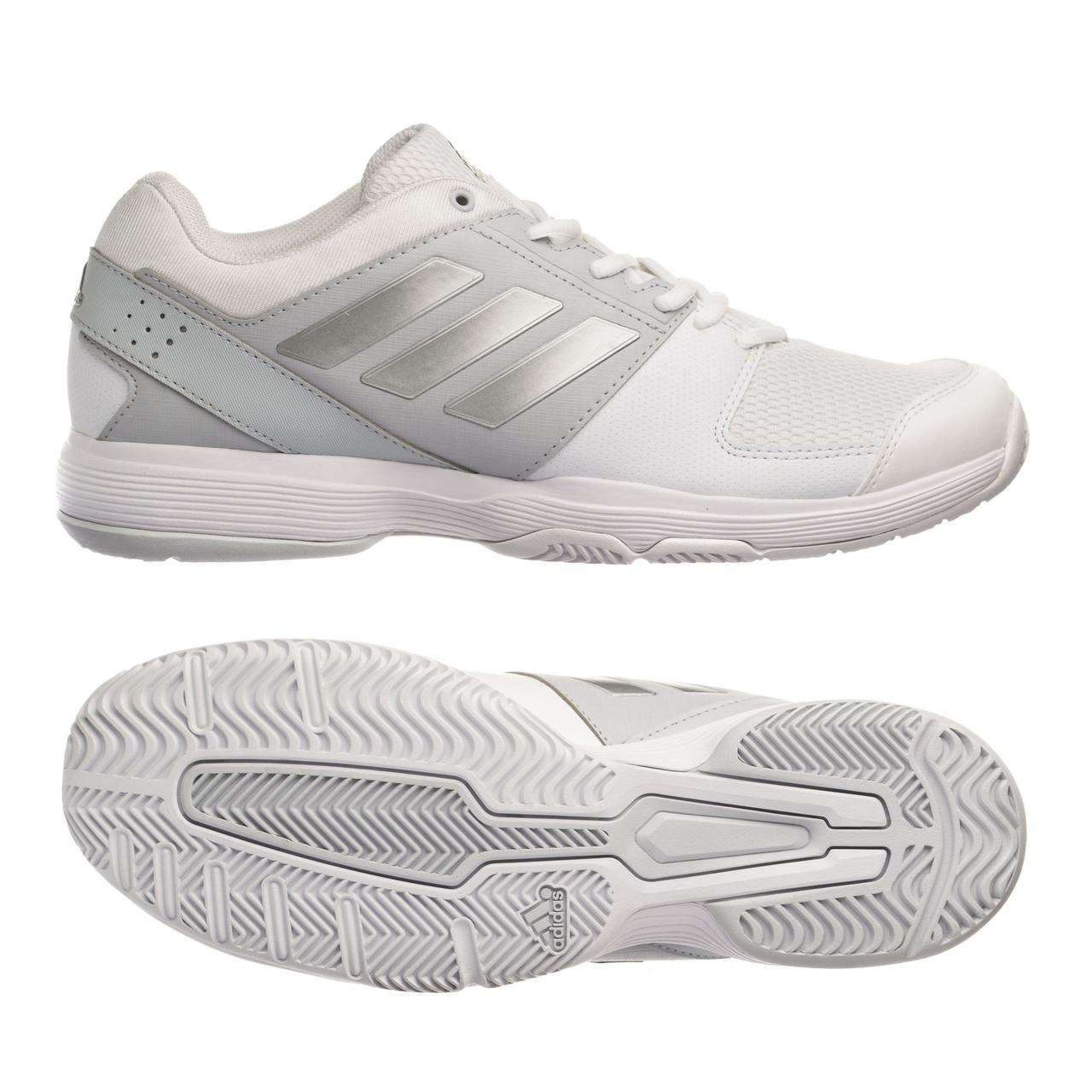 Кросівки Adidas Barricade Court W Р 44 Білий ce8dfa3d1ae2b