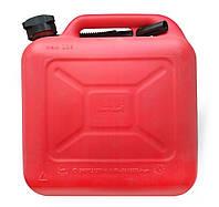 Канистра пластиковая для бензина Канистра пластиковая Rexxon с лейкой 10л