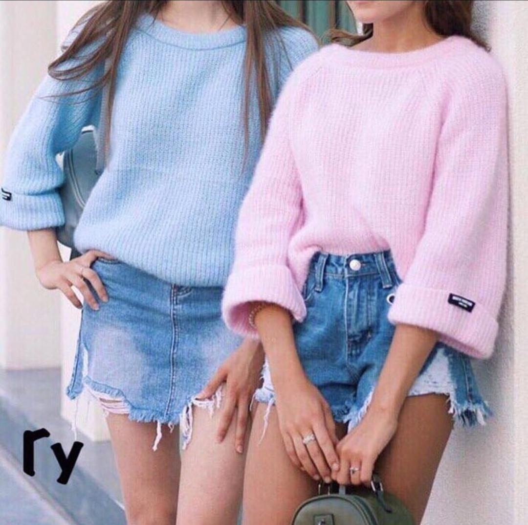 Женский свитер универсал