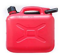 Канистра пластиковая Rexxon с лейкой 5л (1-01-1-1-0) Канистра для топлива