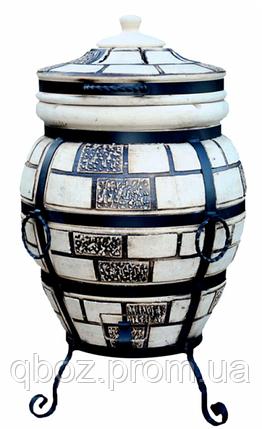Тандыр Кирпич модель №2 (совок,кочерга), фото 2