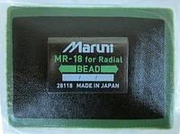 Пластир радіальний MR-18 (75х100 мм) MARUNI, фото 1