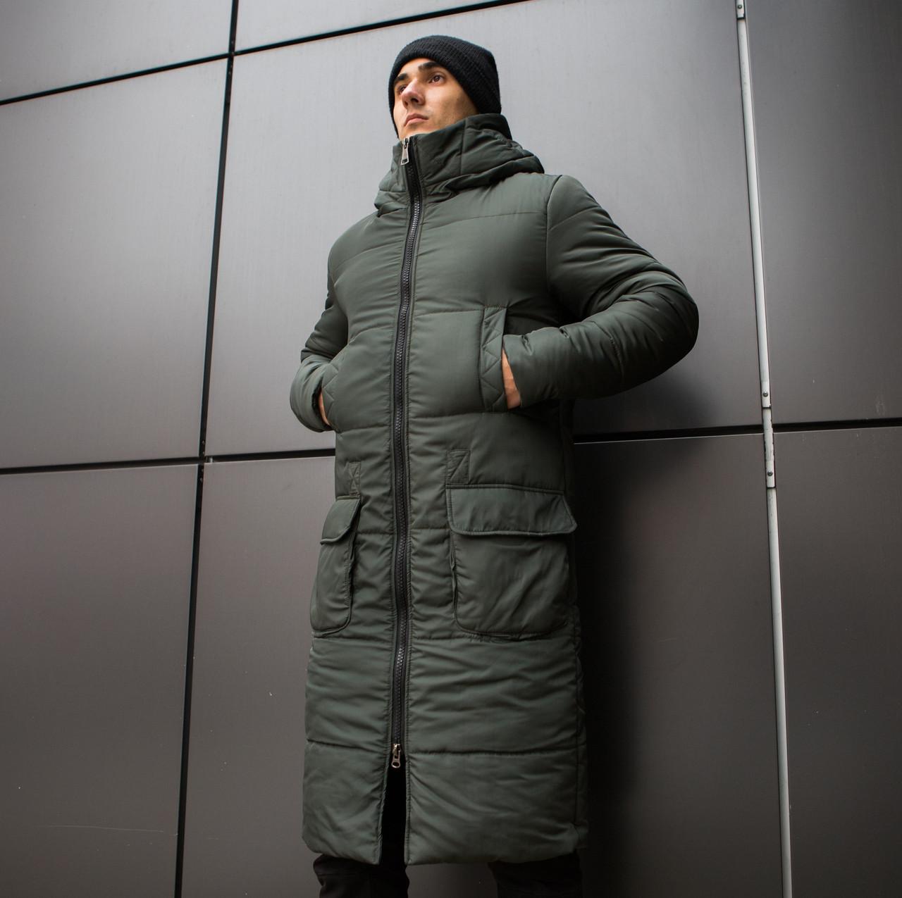 "Мужское пальто Pobedov jacket ""Tank"""
