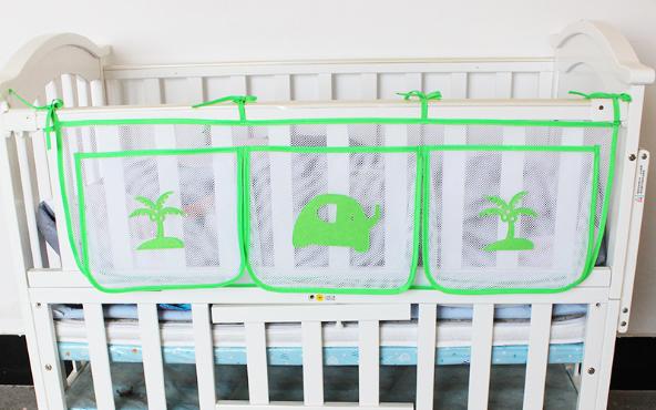 Органайзер боковой на  детскую кроватку