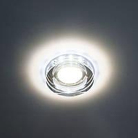 Точечный светильник Feron 8080-2 LED с подсветкой