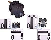 Кнопка включення вентилятора отопітеля ВАЗ 2105, 2121, 3 конт. (пр-во Китай)