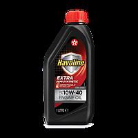 Моторное масло TEXACO HAVOLINE EXTRA 10W-40 // канистра 1 л