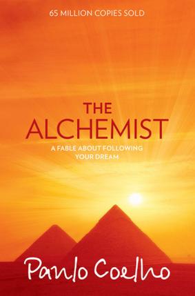 Книга The Alchemist , фото 2