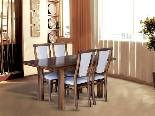 Комплект мебели Петрос + Чумак орех (4 стула)