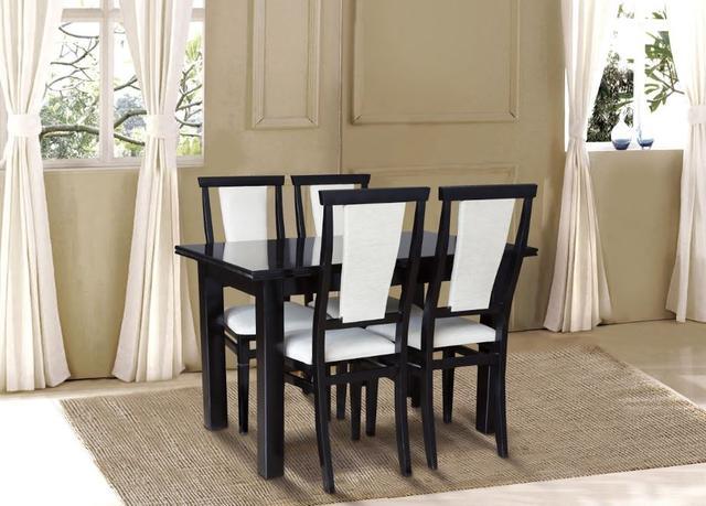 Комплект мебели Петрос + Чумак венге (4 стула)