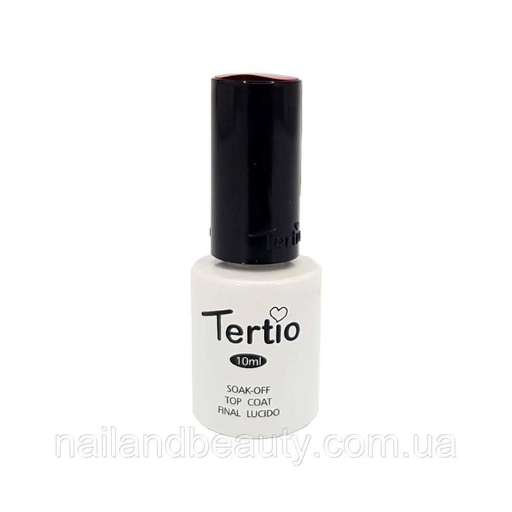 Финишное покрытие Tertio ТОР 10 мл c липким слоем
