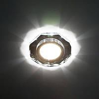 Точечный светильник Feron 8020-2 LED с подсветкой