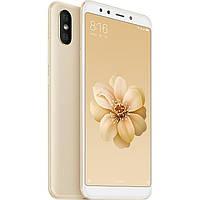 Xiaomi Mi6X 4 64GB Gold F00162125, КОД: 100290
