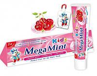 Детская зубная паста Megamint Cherry (Вишня) 50 ml