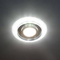 Точечный светильник Feron 8060-2 LED с подсветкой