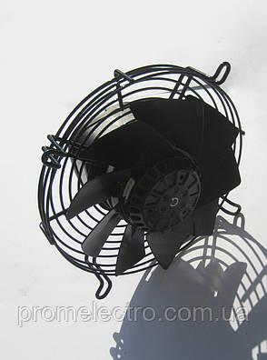 Осевой промышленный вентилятор Турбовент Сигма 200 B/S, фото 2