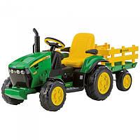 Трактор Электромобиль Peg-Perego John Deere Ground Force IGOR 0047