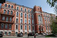 Поручни из нержавеющей стали для Александровской больницы