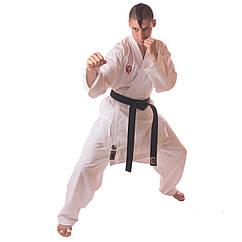 Кимоно Budo-Nord SHIAI WKF APPROVED 150 см White S, КОД: 100060