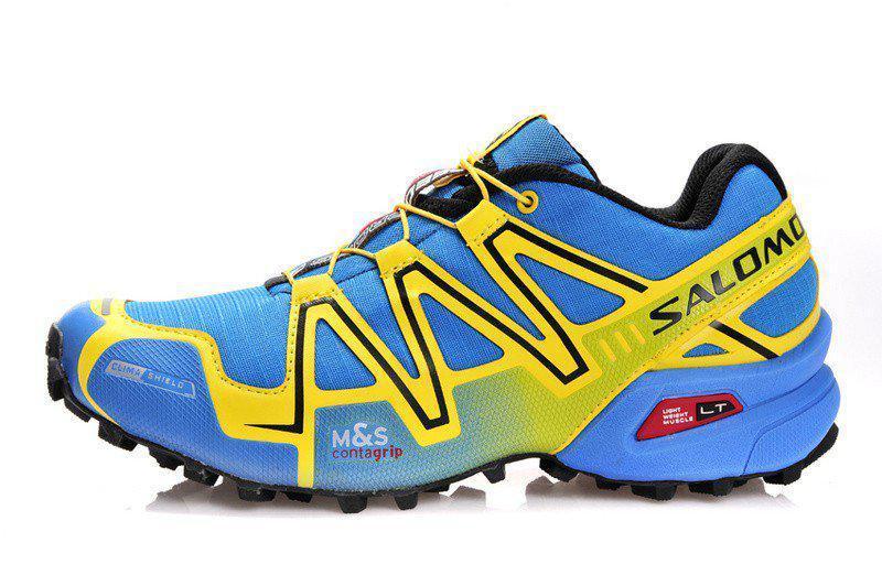 Мужские Кроссовки Salomon Speedcross 3 M05 Размер 43 8a87e2593a980