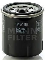 Масляный фильтр на мотоцикл KTM ( Supermoto , Duke , Adventure , Competition , Super Duke ) MANN MW 68/1