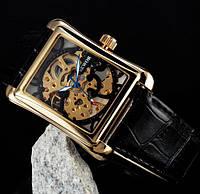 Мужские механические часы в стиле скелетон Sewor