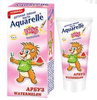 Детская зубная паста Aquarelle KIDS Арбуз 50 ml
